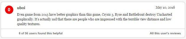 Гневный отзыв (Uncharted 4: A Thief's End). - Изображение 8