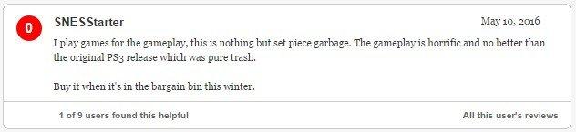 Гневный отзыв (Uncharted 4: A Thief's End). - Изображение 13