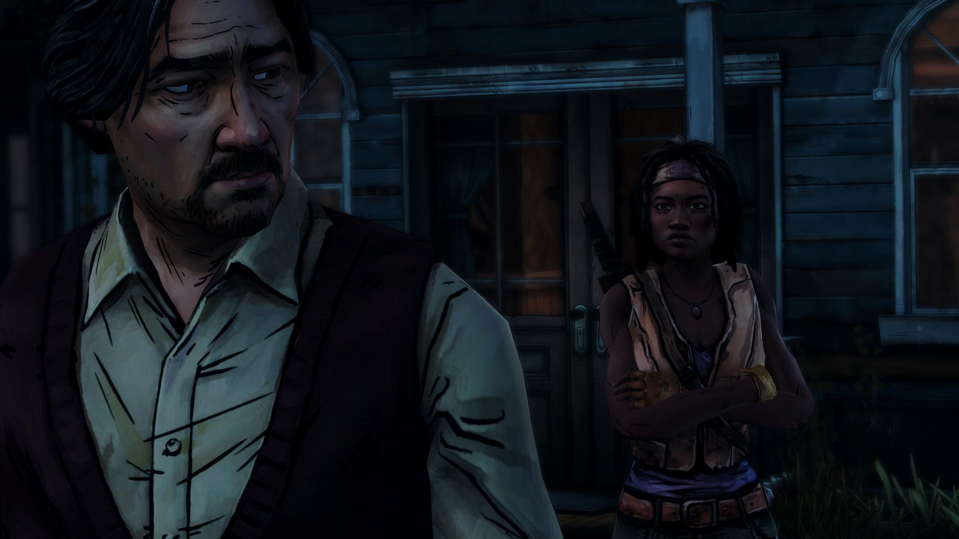 Мачете убивает – Обзор The Walking Dead Michonne. - Изображение 2
