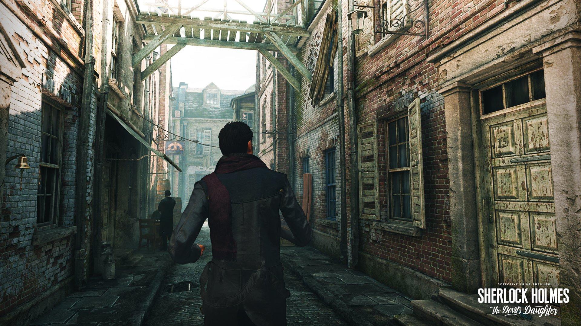 Немного о скором Sherlock Holmes: The Devil's Daughter и не скором The Sinking City. - Изображение 3