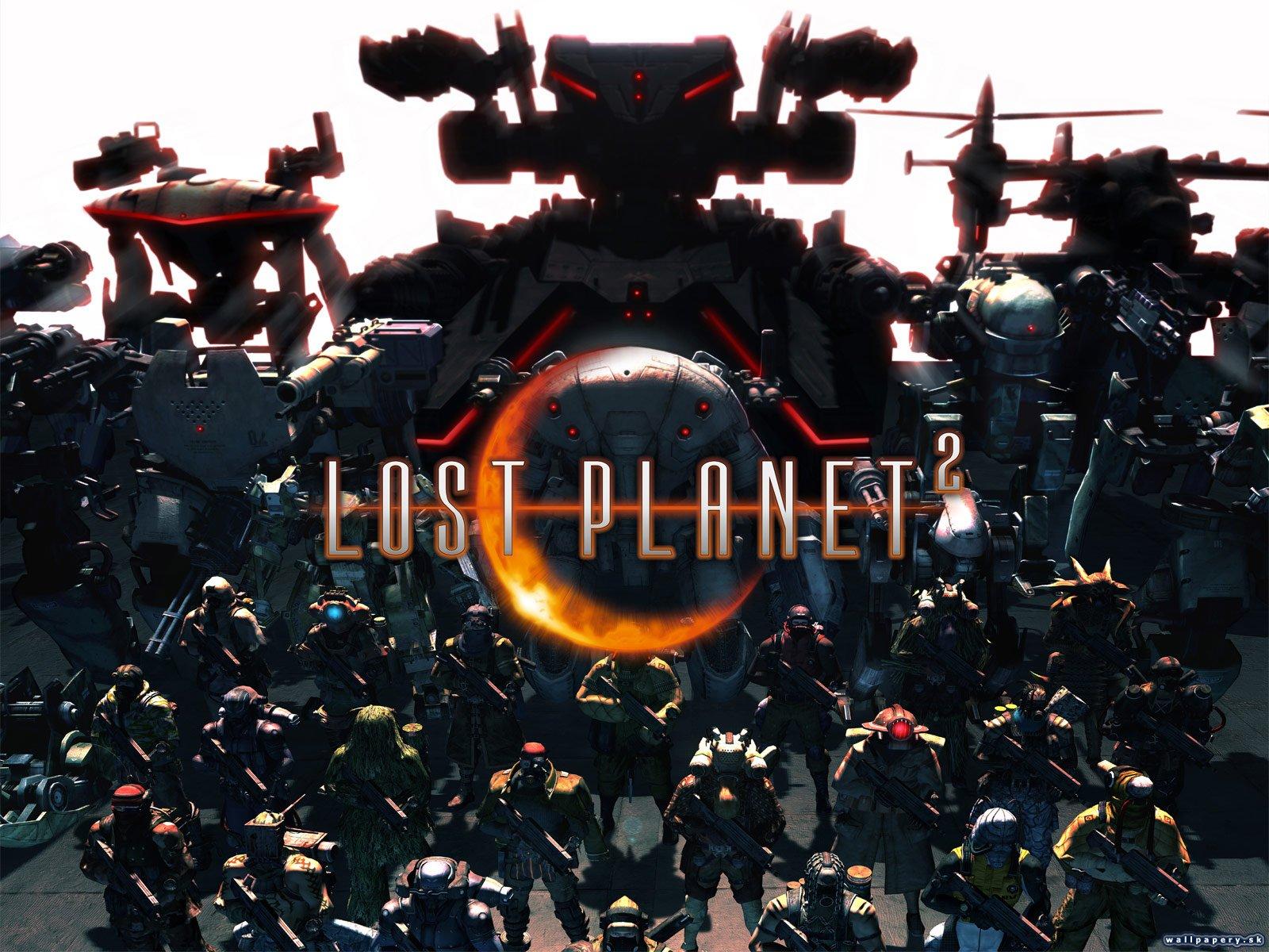 Lost Planet 2 или лучший кооп шутер EVER ... +бонус ^_^. - Изображение 1