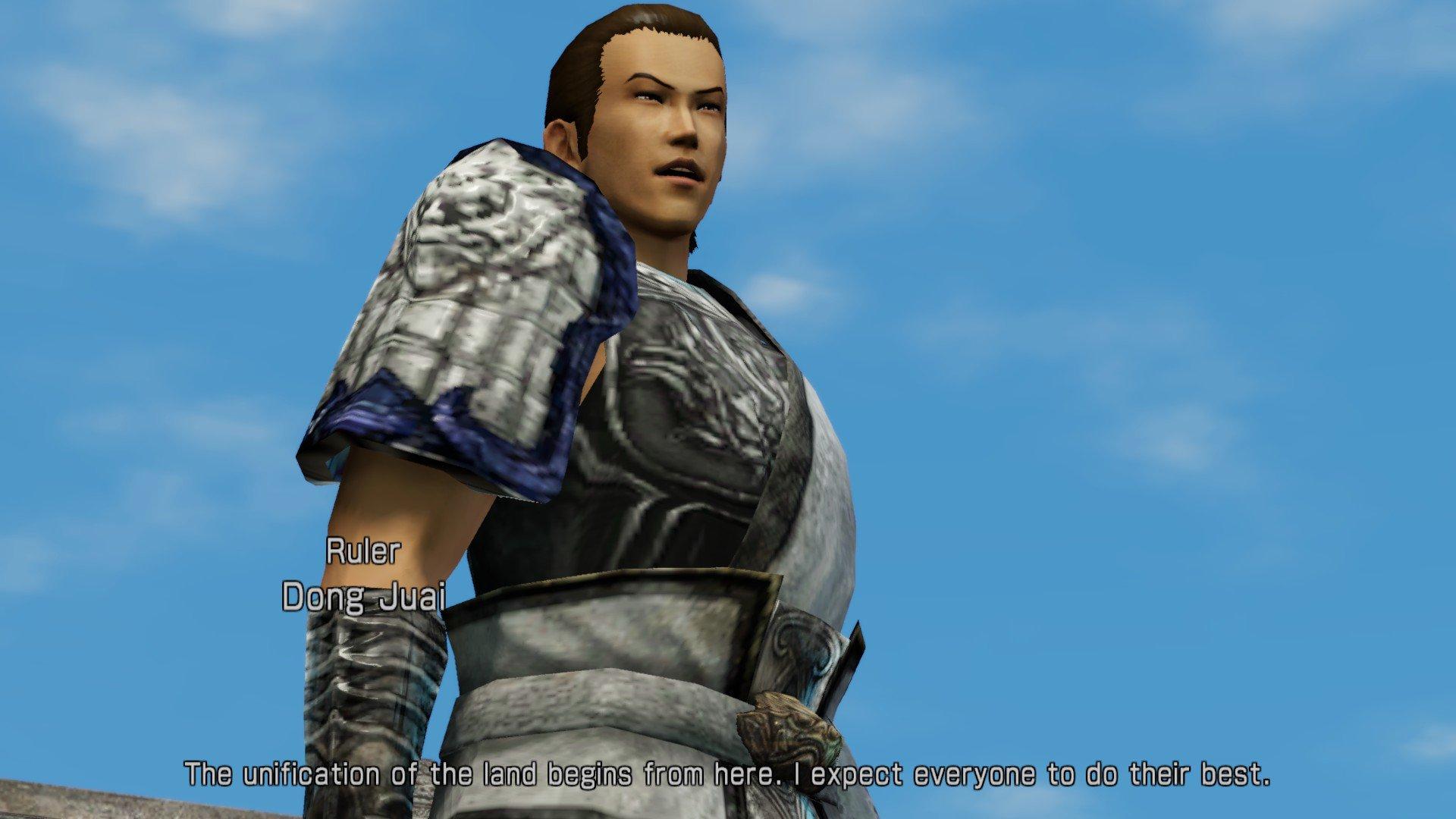 Dynasty Warriors 8 Empiers ... путь Императора Китая часть1. - Изображение 35