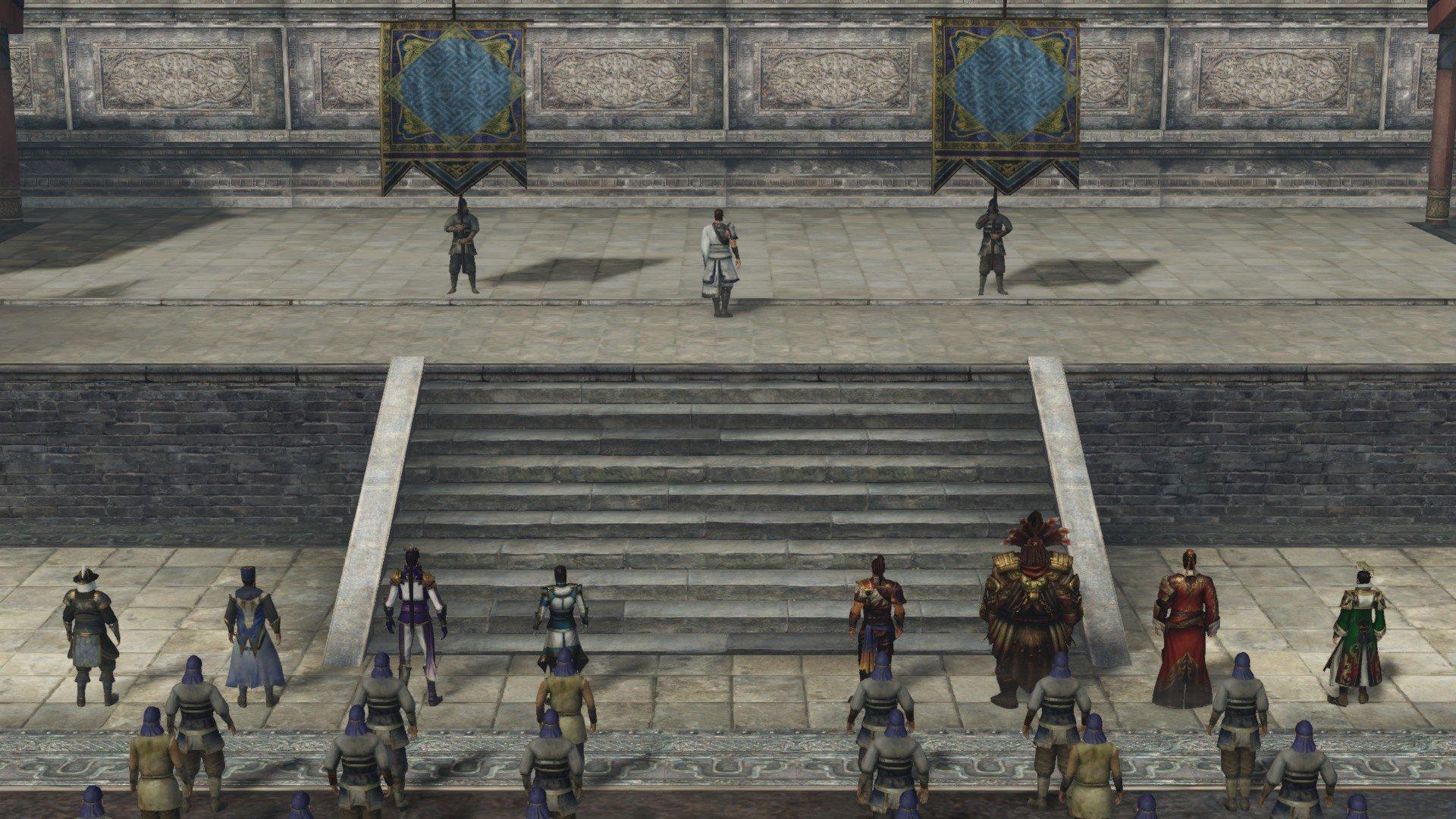 Dynasty Warriors 8 Empiers ... путь Императора Китая часть1. - Изображение 34