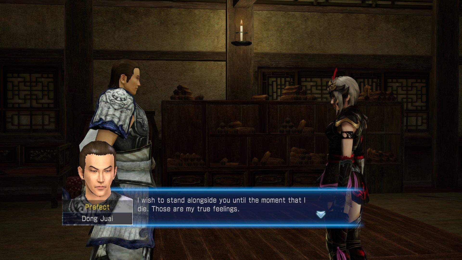 Dynasty Warriors 8 Empiers ... путь Императора Китая часть1. - Изображение 26