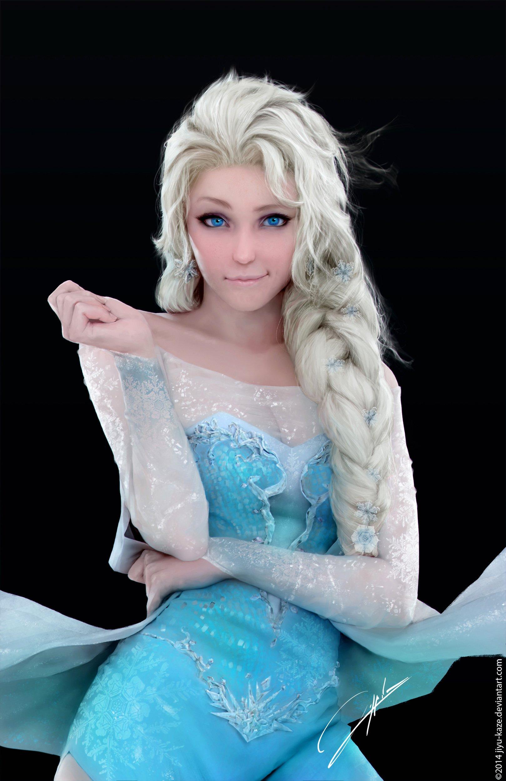 """Принцессу из """"Холодного сердца"""" потребовали сделать лесбиянкой!. - Изображение 1"""