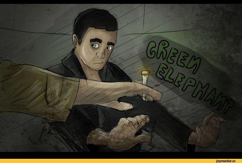 "Five Nights at Fuffel's или Игра по ""Зелёному слонику"". - Изображение 6"