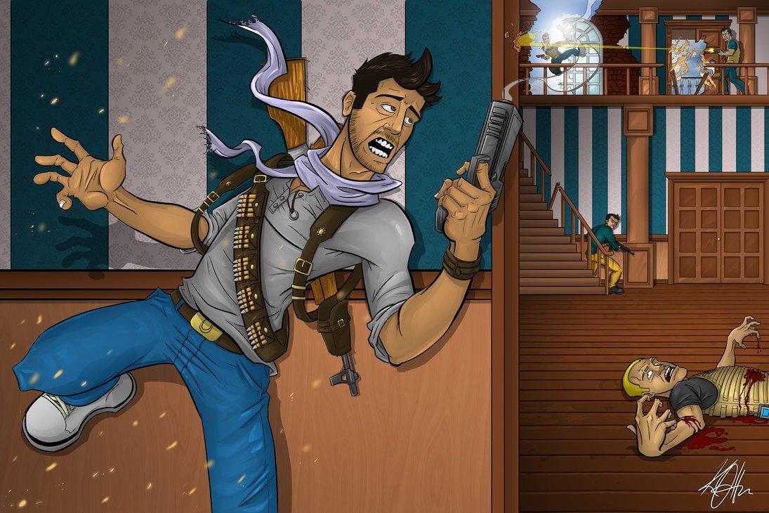 """""""Uncharted 4: A Thief's End - что ты делаешь с нами?"""". - Изображение 10"""