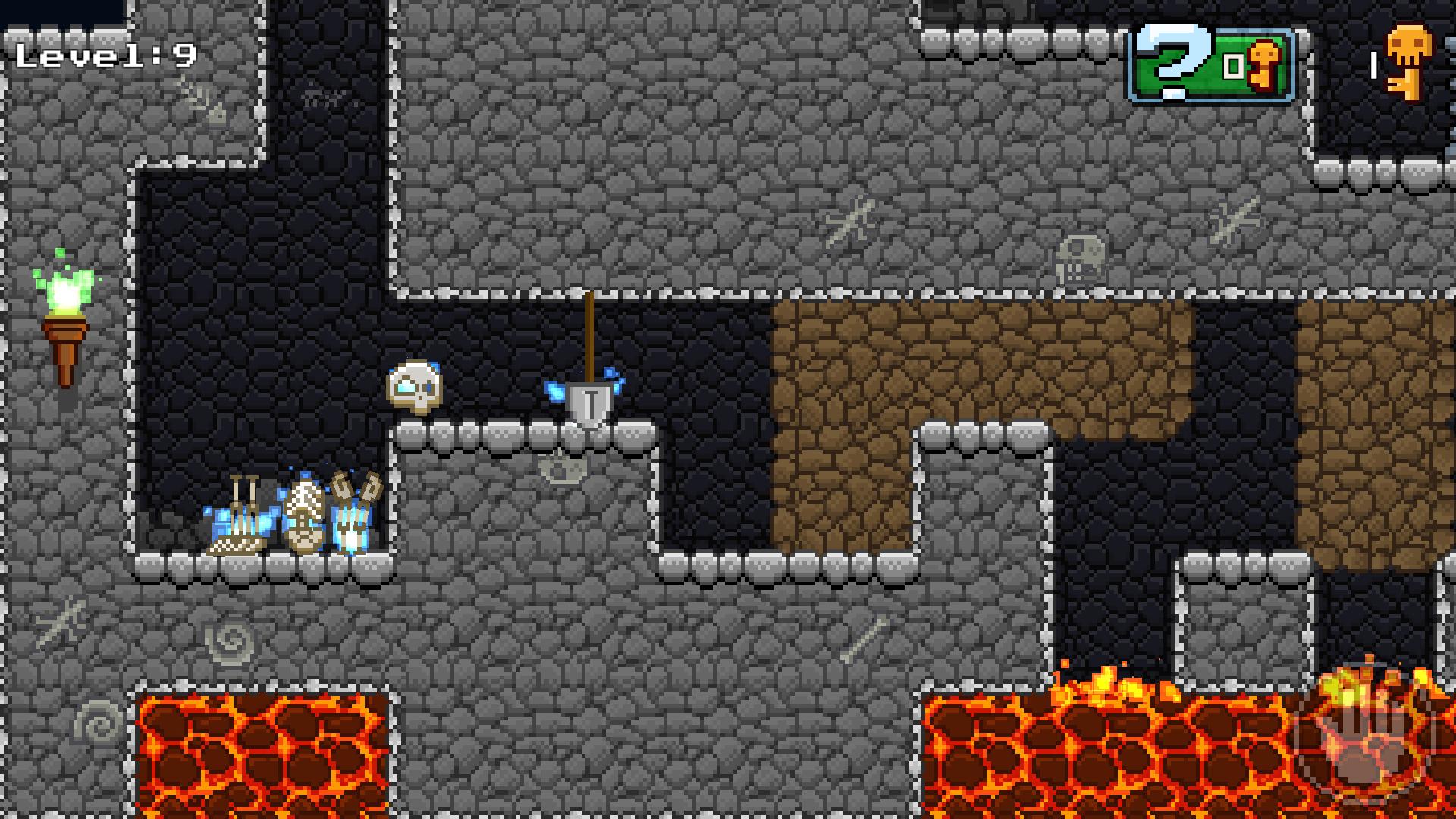 Собирая кости: в Steam вышел интересный харкдор-плафтормер Just Bones . - Изображение 2