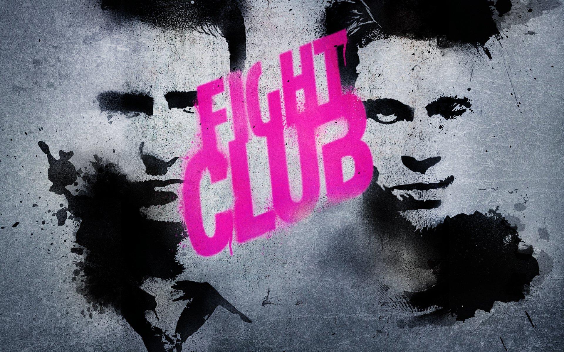 Игры и фильмы по комиксам: Fight Club. - Изображение 1