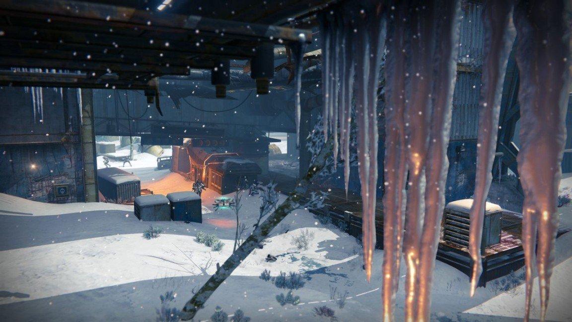Iron Banner и стрим по зимнему космодрому. - Изображение 8