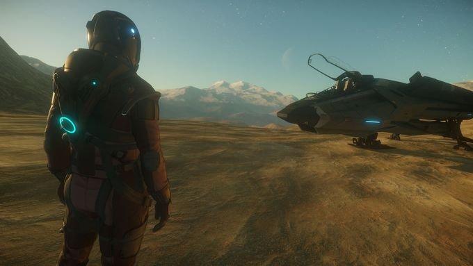 Star Citizen - новые подробности о планетах и скриншоты игры из свежего выпуска журнала PC Games. - Изображение 9