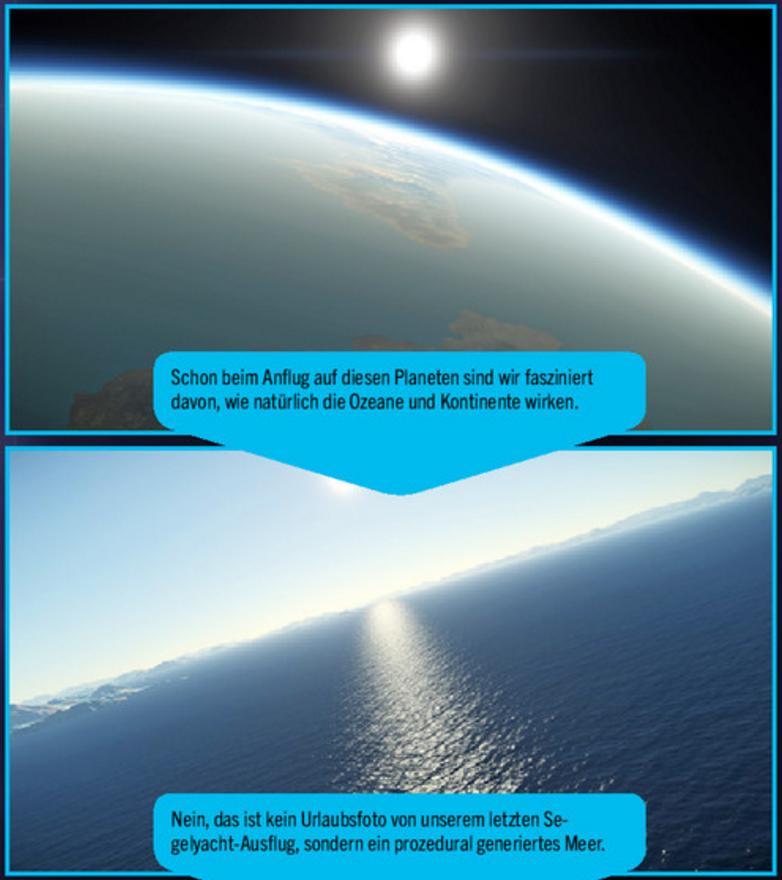 Star Citizen - новые подробности о планетах и скриншоты игры из свежего выпуска журнала PC Games. - Изображение 4