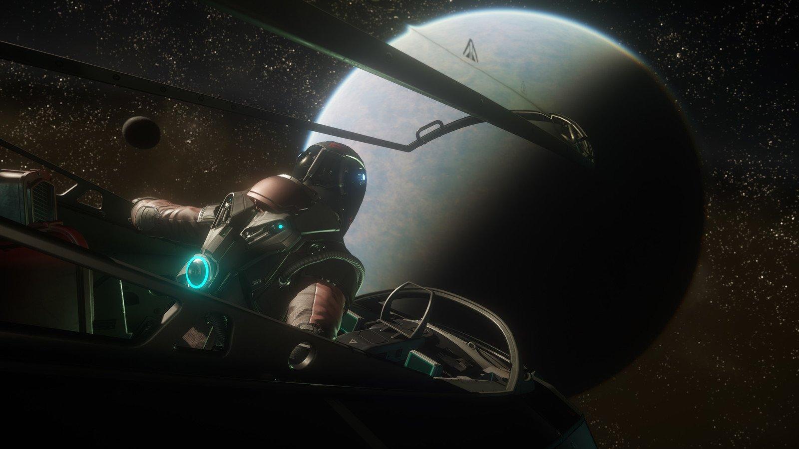 Star Citizen - новые подробности о планетах и скриншоты игры из свежего выпуска журнала PC Games. - Изображение 3