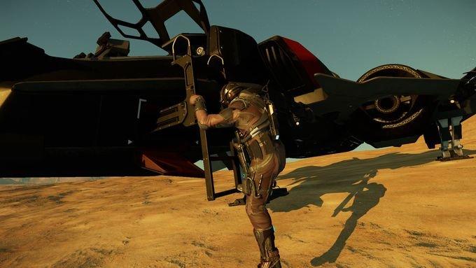 Star Citizen - новые подробности о планетах и скриншоты игры из свежего выпуска журнала PC Games. - Изображение 10