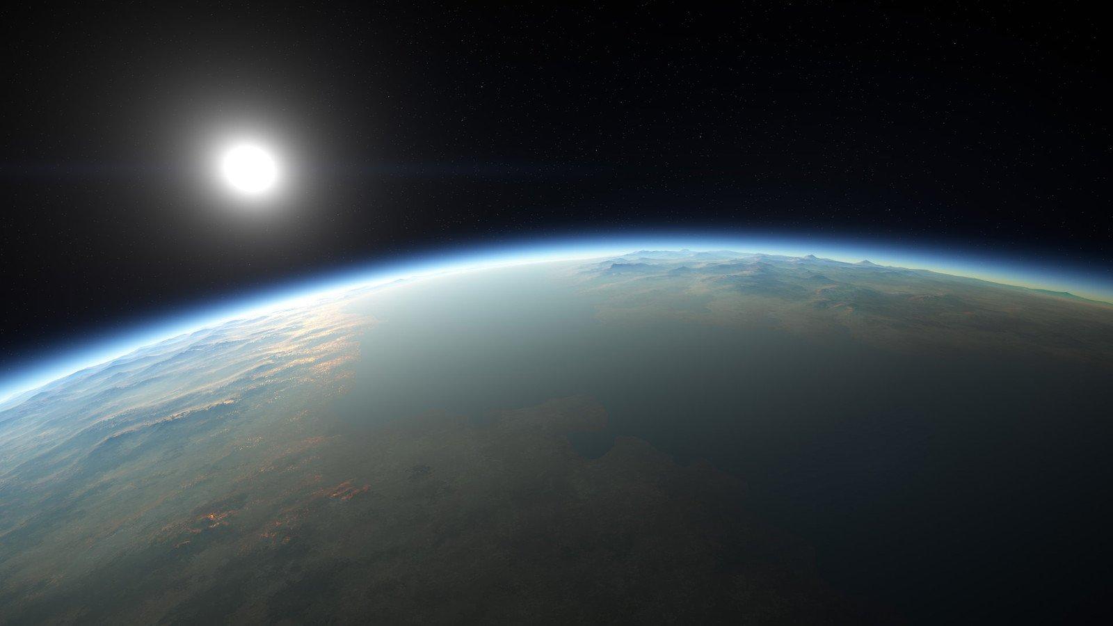 Star Citizen - новые подробности о планетах и скриншоты игры из свежего выпуска журнала PC Games. - Изображение 1