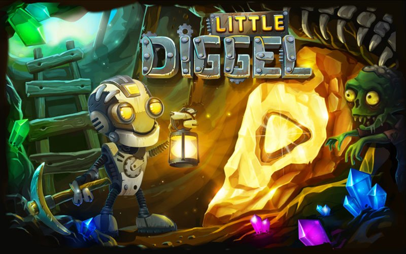 Игровой проект Little Diggel. - Изображение 1