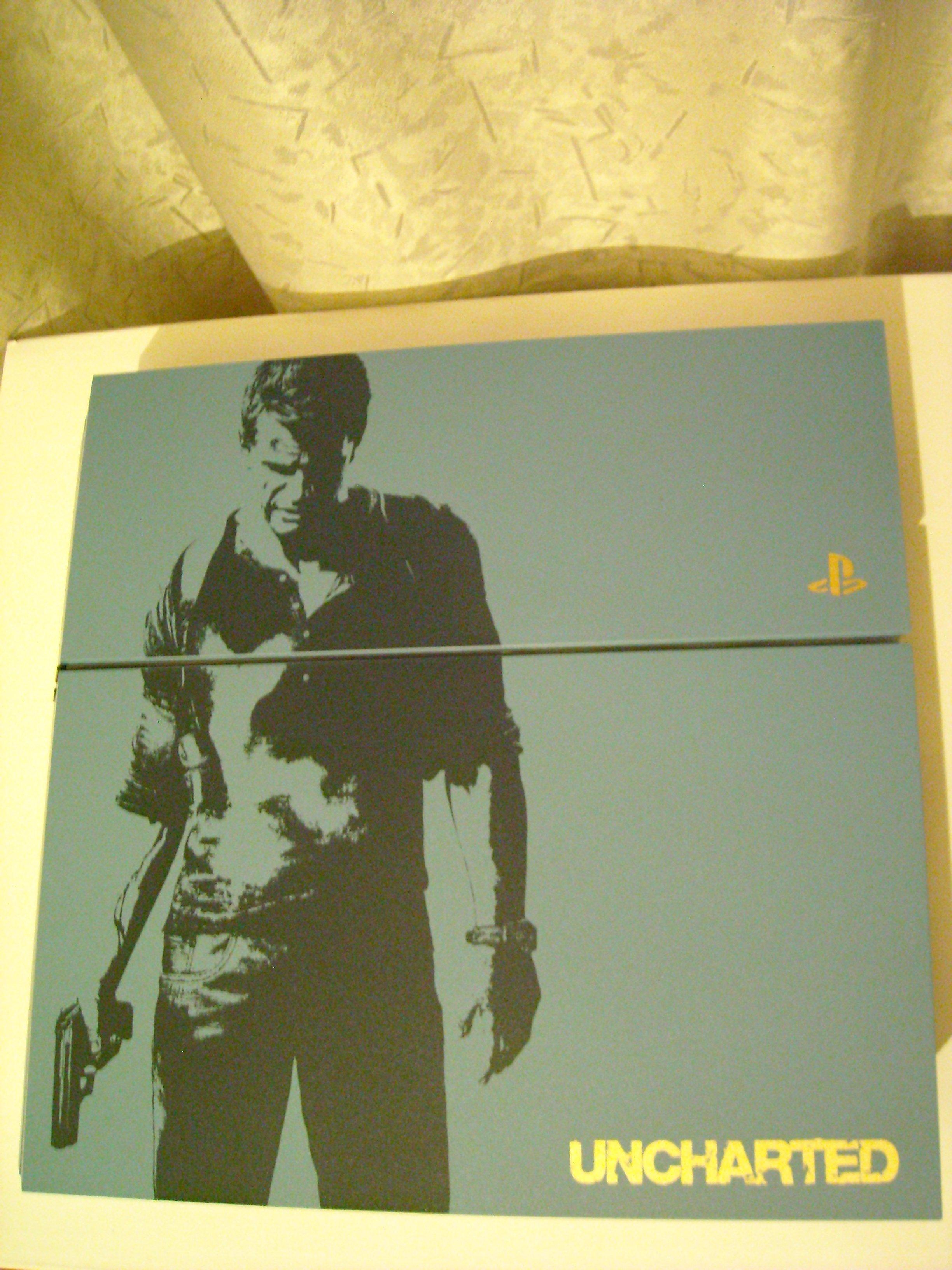 Анбоксинг Sony PlayStation 4 Uncharted Limited Edition и несколько слов о. - Изображение 8
