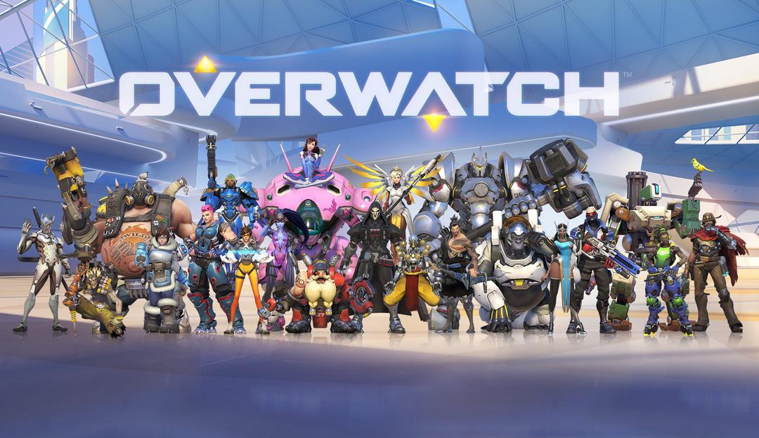 Overwatch - Симметра, Мэй и Уинстон. - Изображение 1