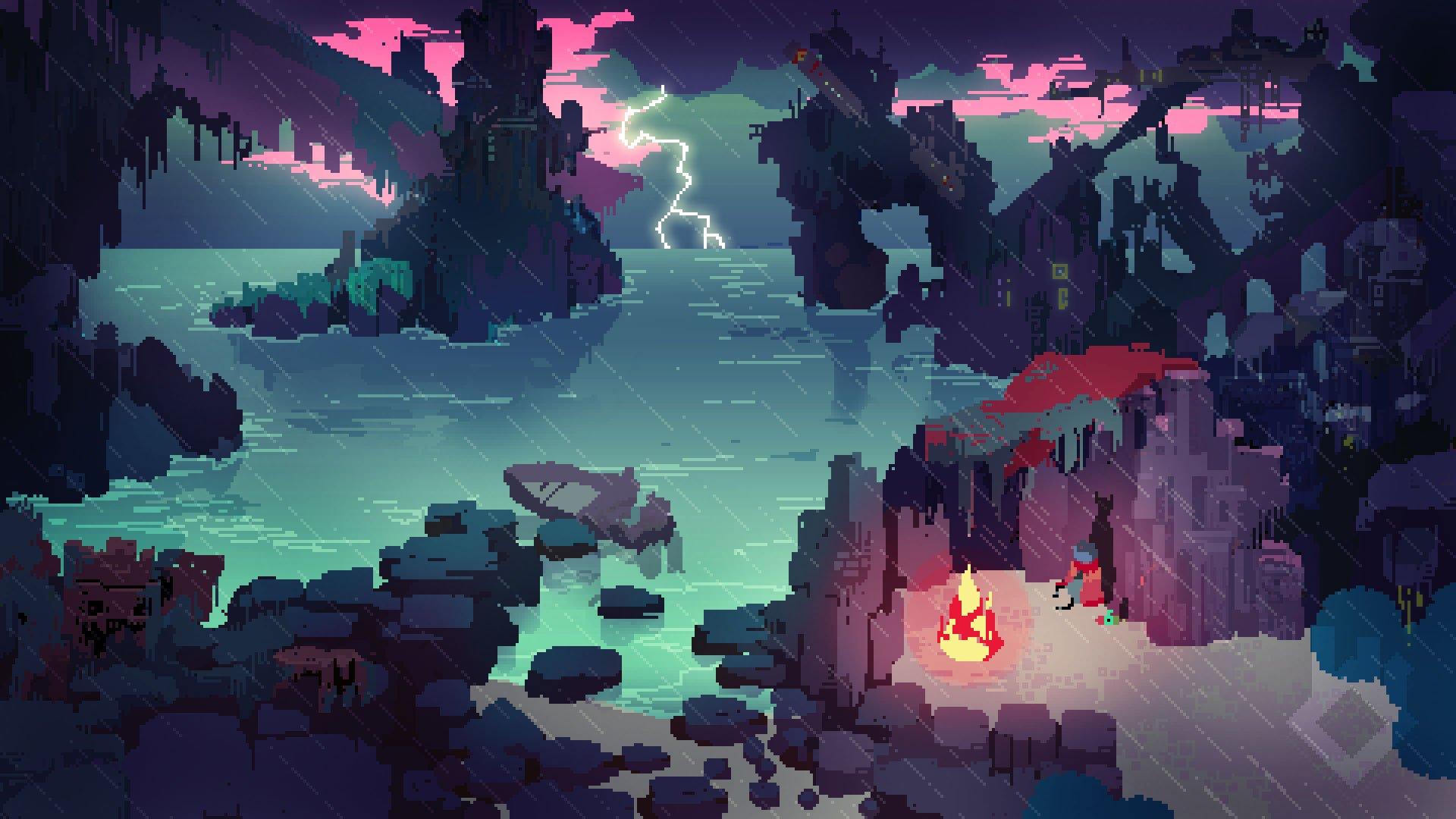 Прекрасная игра с душой Dark Souls. Обзор Hyper Light Drifter. - Изображение 1