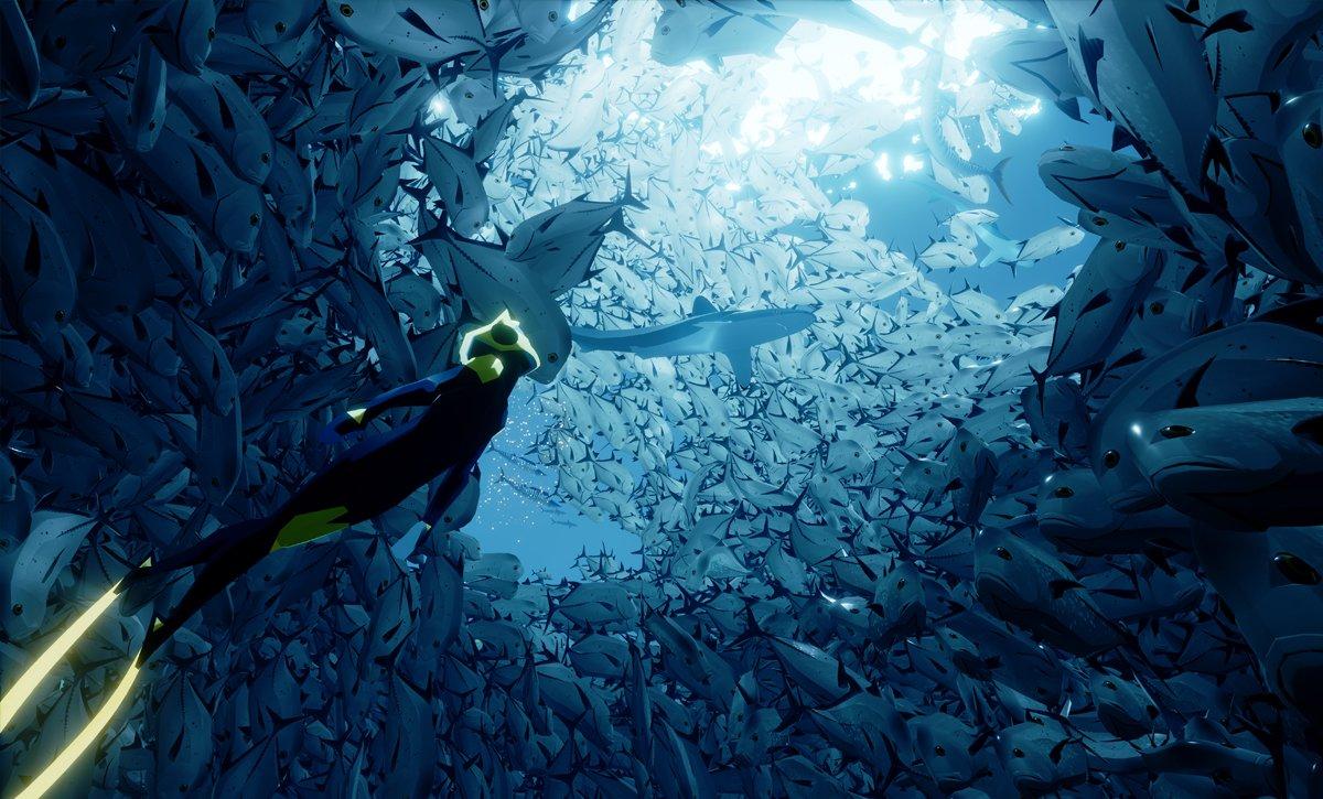 ABZÛ: Почти подводное Путешествие. - Изображение 2