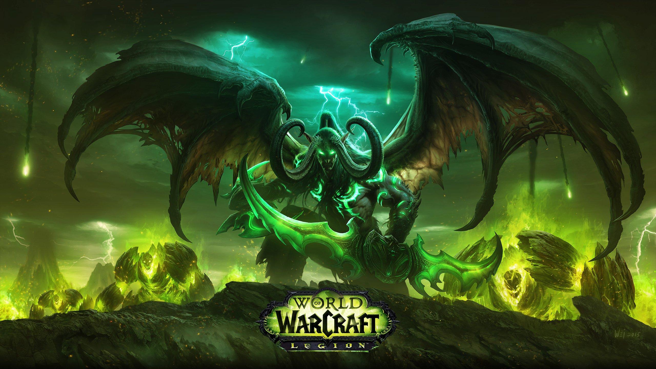 World of Warcraft: Legion [cinematic]. - Изображение 1