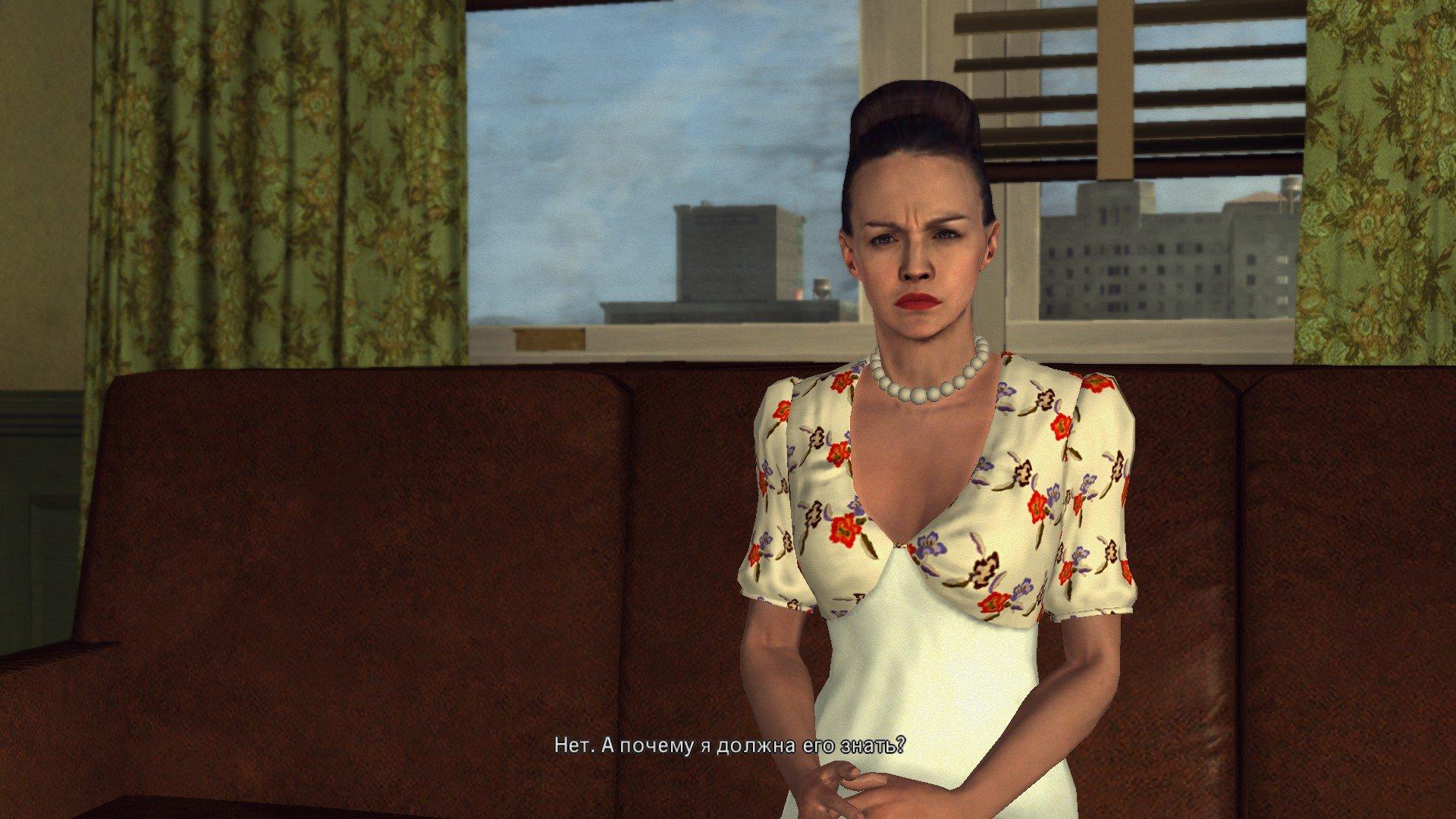 Пост-прохождение L.A. Noire Часть 5. - Изображение 29