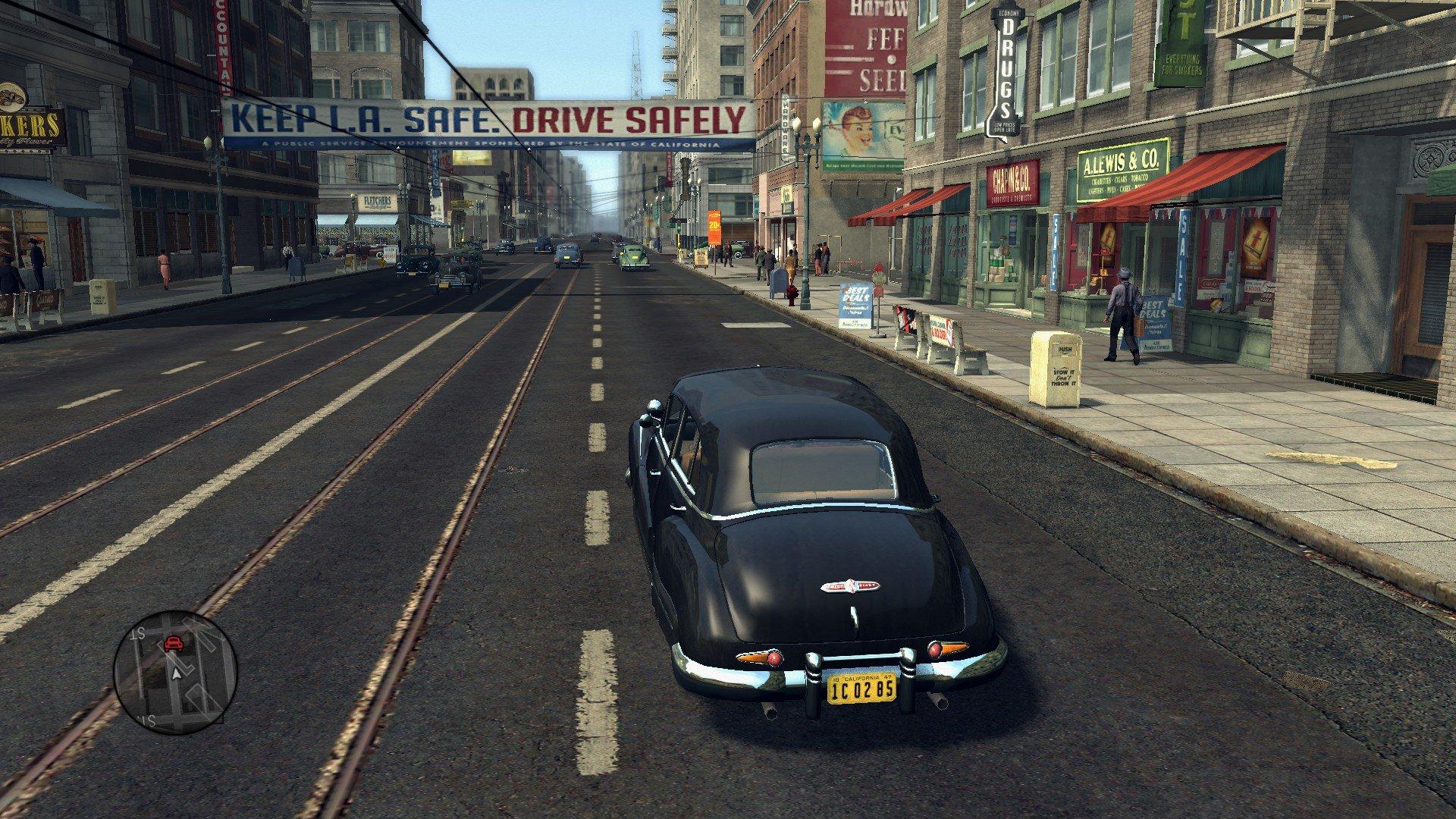 Пост-прохождение L.A. Noire Часть 5. - Изображение 20