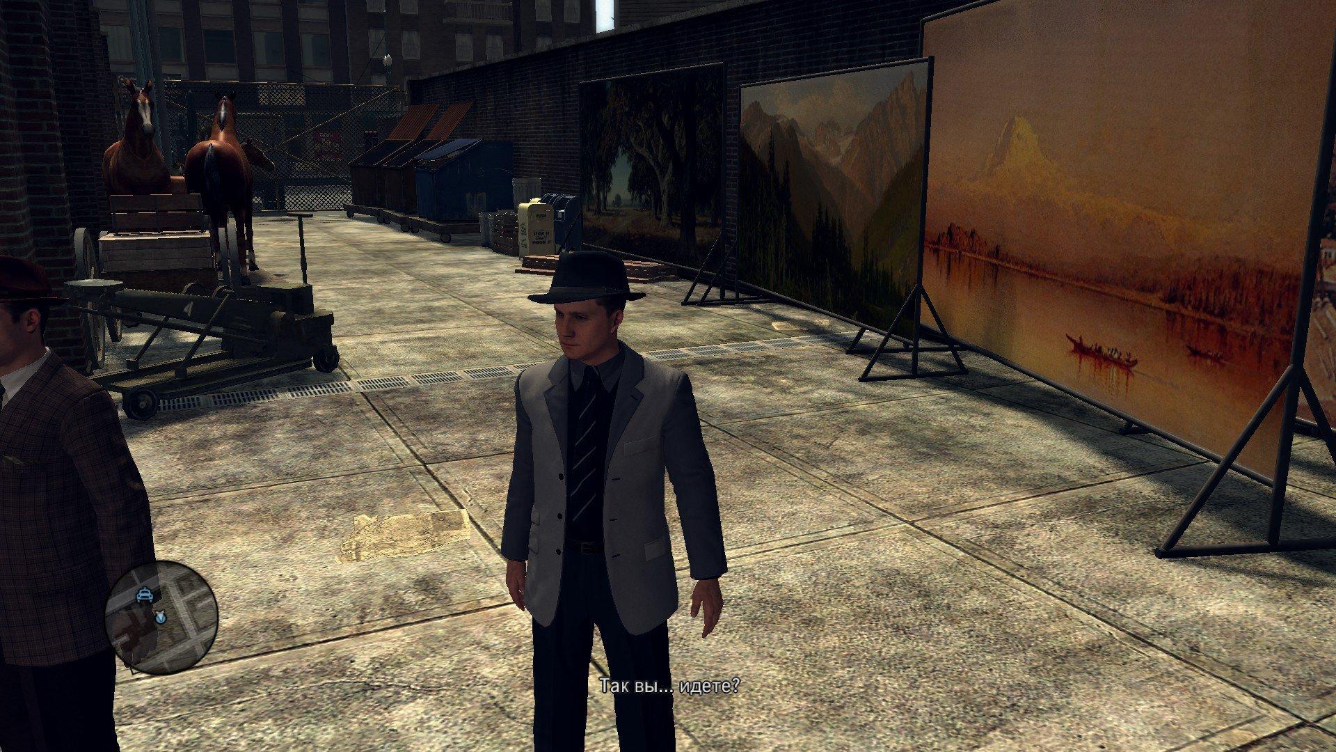 Пост-прохождение L.A. Noire Часть 5. - Изображение 33