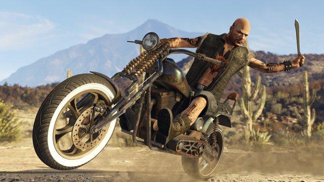 Road Rash теперь в GTA Online . - Изображение 1