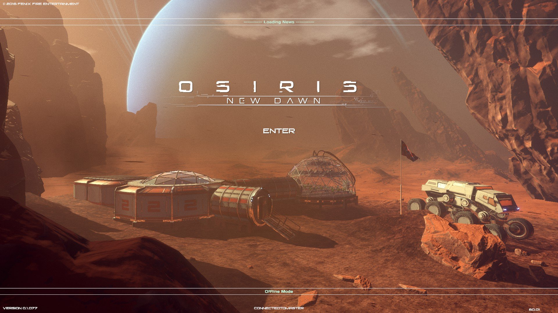 Путешествие по Osiris: New Dawn #1. - Изображение 1