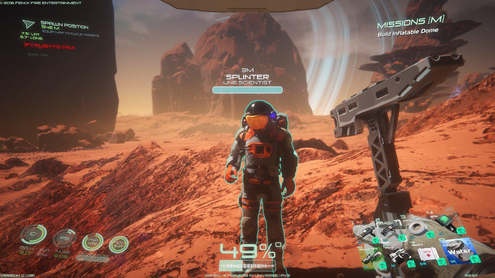 Путешествие по Osiris: New Dawn #1. - Изображение 6