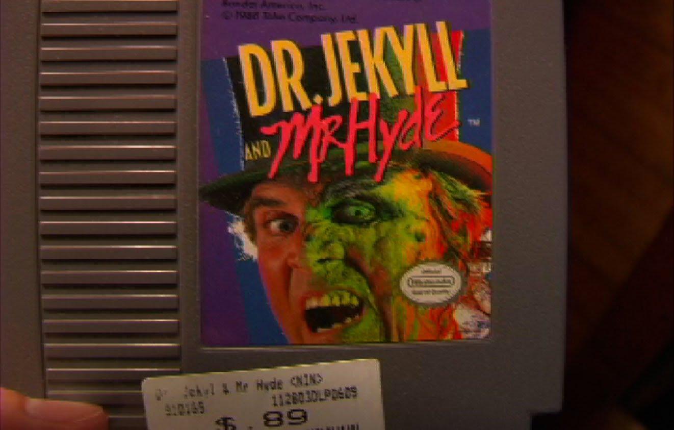 Никто не ожидал, но с днем рождения, Dr. Jekyll And Mr. Hyde!!!. - Изображение 1