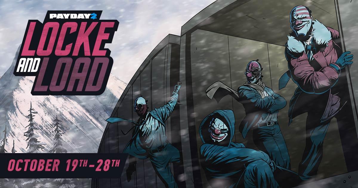 Crimefest 2017. Банда Payday едет на Аляску. - Изображение 1