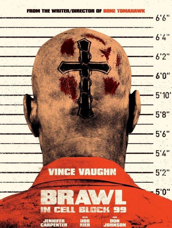 «Драка в Блоке 99», или Винс Вон в роли Винни Джонса. - Изображение 1