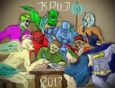 КРИЛ-2017 (конкурс текстовых игр). - Изображение 1