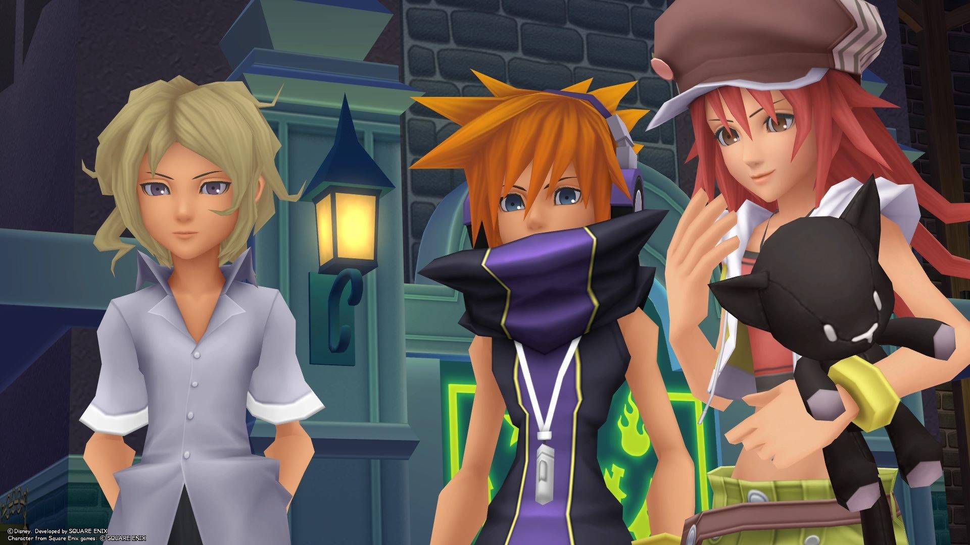 Рецензия на Kingdom Hearts 2.8: Final Chapter Prologue - да, это настоящее название. - Изображение 13