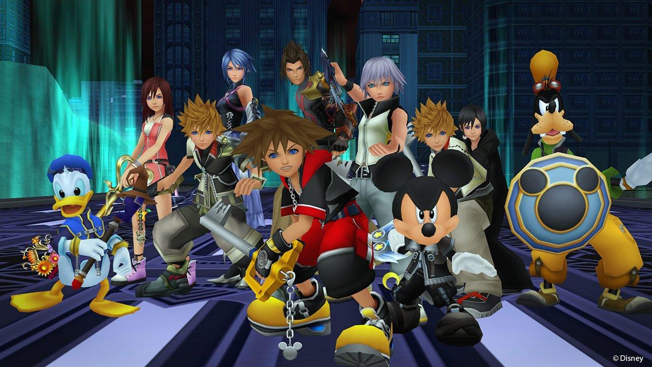 Рецензия на Kingdom Hearts 2.8: Final Chapter Prologue - да, это настоящее название. - Изображение 3