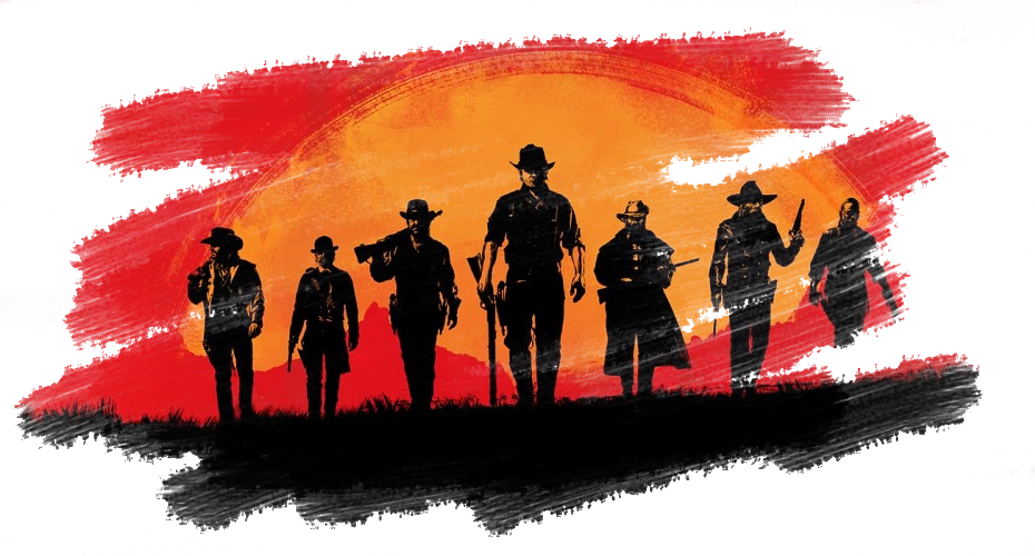 Картинки по запросу Red Dead Redemption 2
