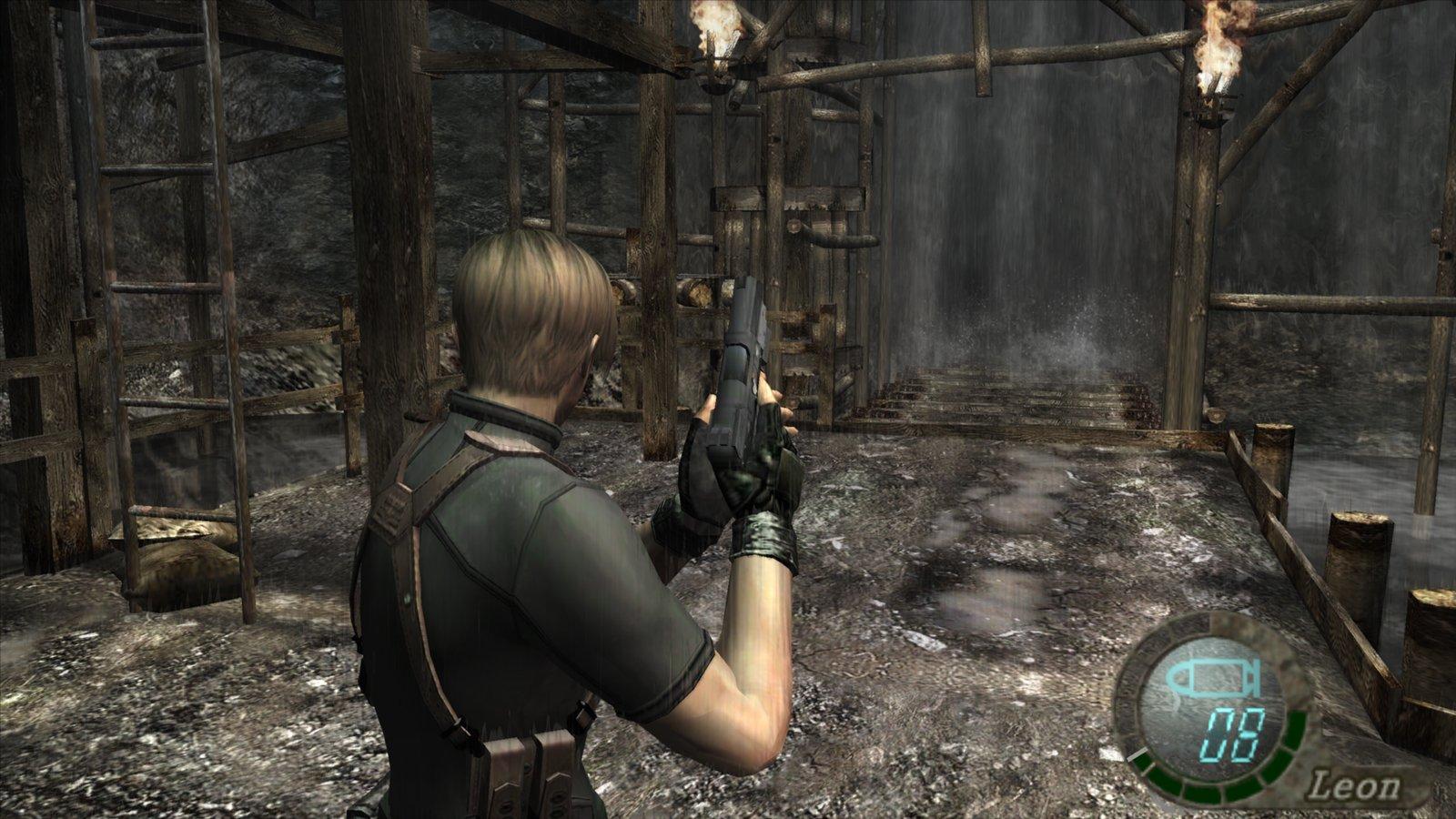 Ностальжи обзор Resident Evil 4 . - Изображение 2