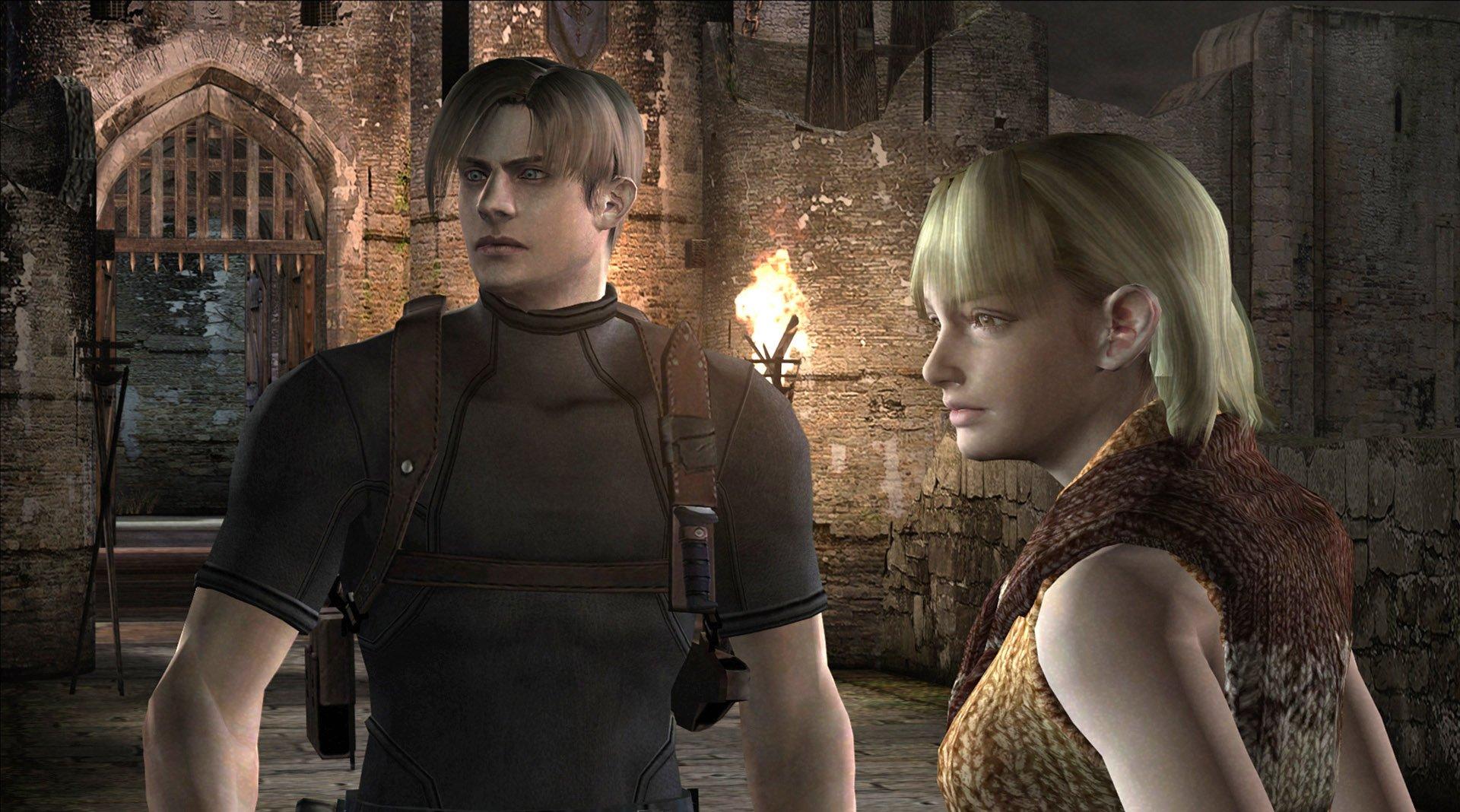 Ностальжи обзор Resident Evil 4 . - Изображение 9
