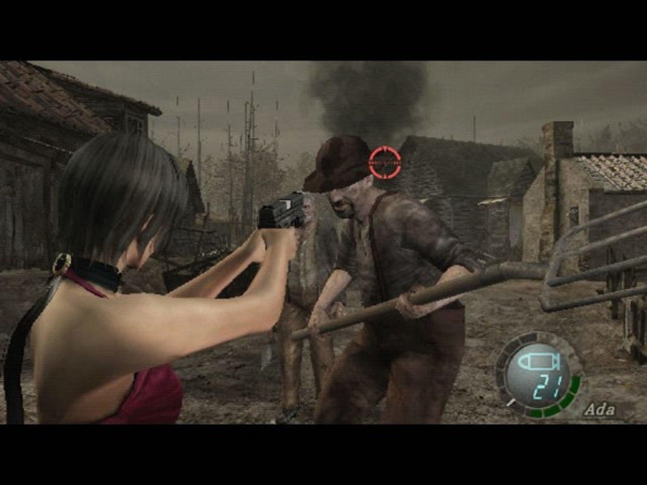 Ностальжи обзор Resident Evil 4 . - Изображение 11