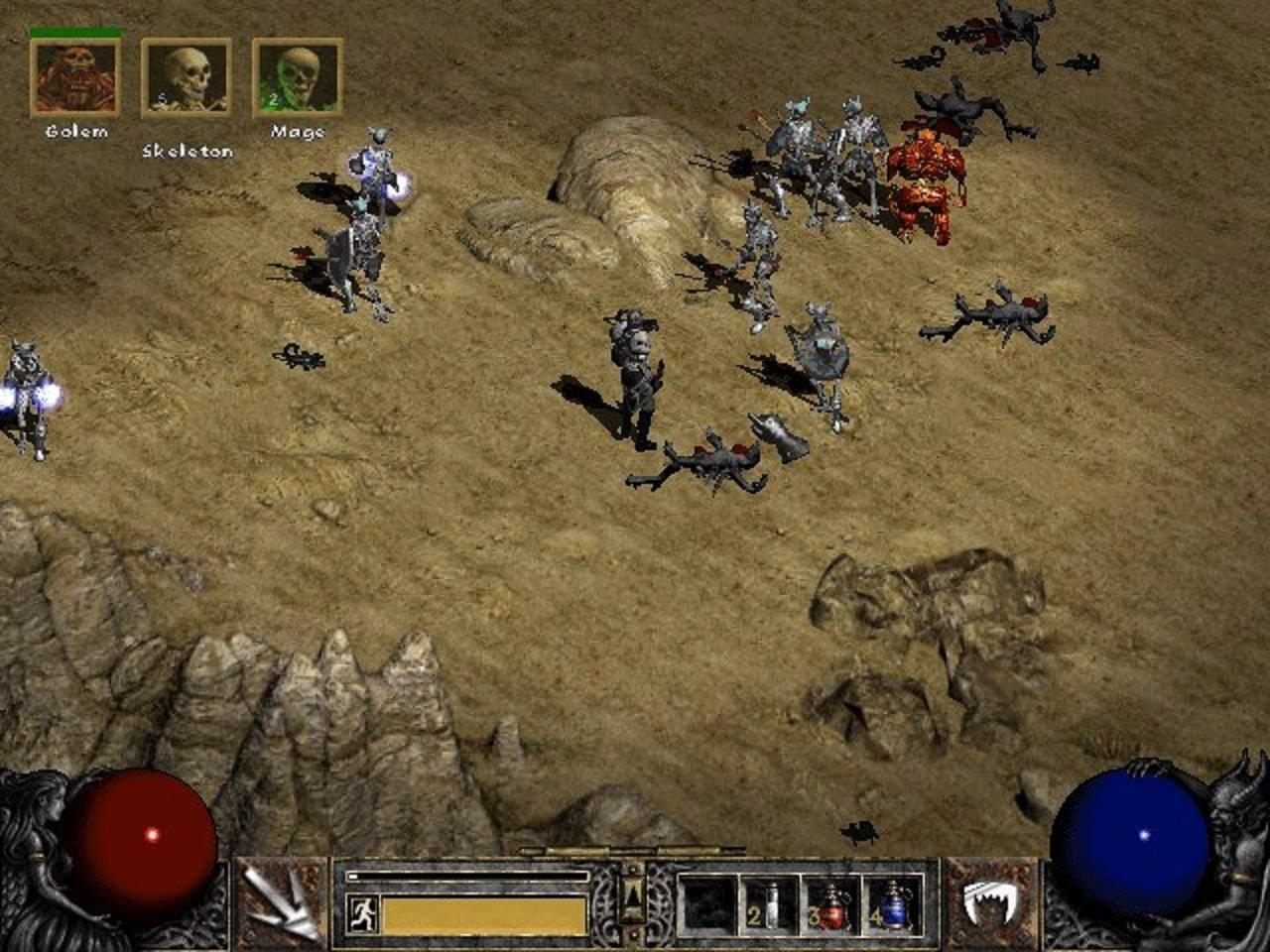 Анатомия любимых игрулек - Diablo 2. - Изображение 12