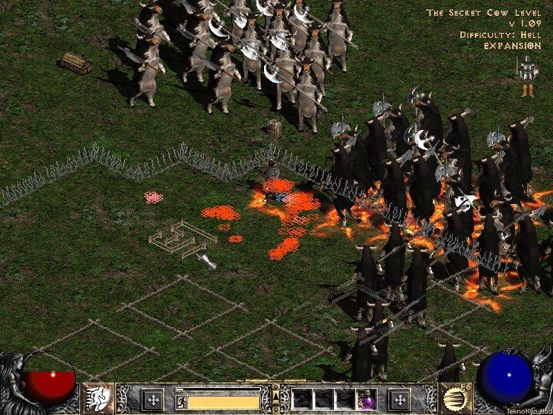 Анатомия любимых игрулек - Diablo 2. - Изображение 14
