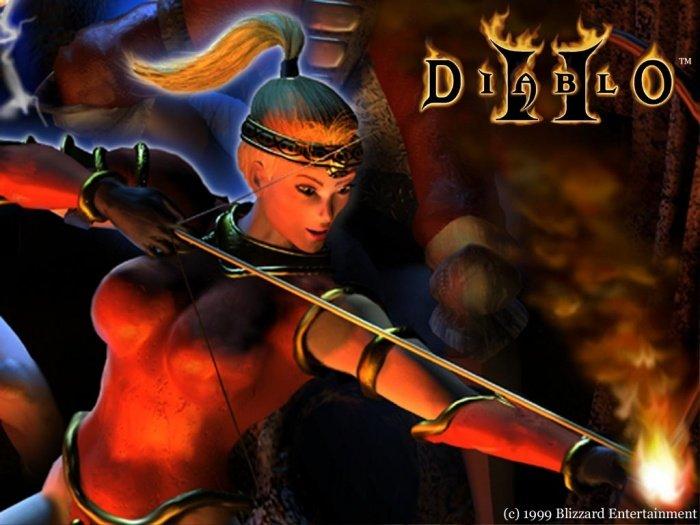 Анатомия любимых игрулек - Diablo 2. - Изображение 5