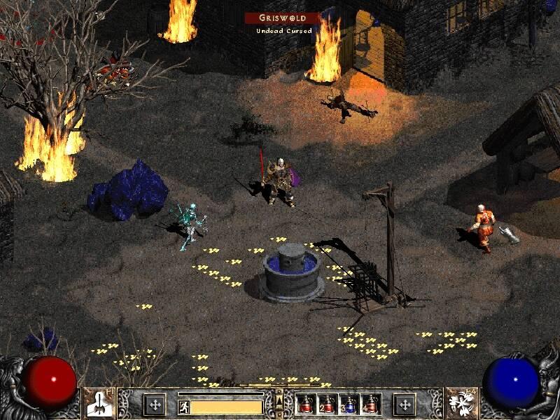 Анатомия любимых игрулек - Diablo 2. - Изображение 11