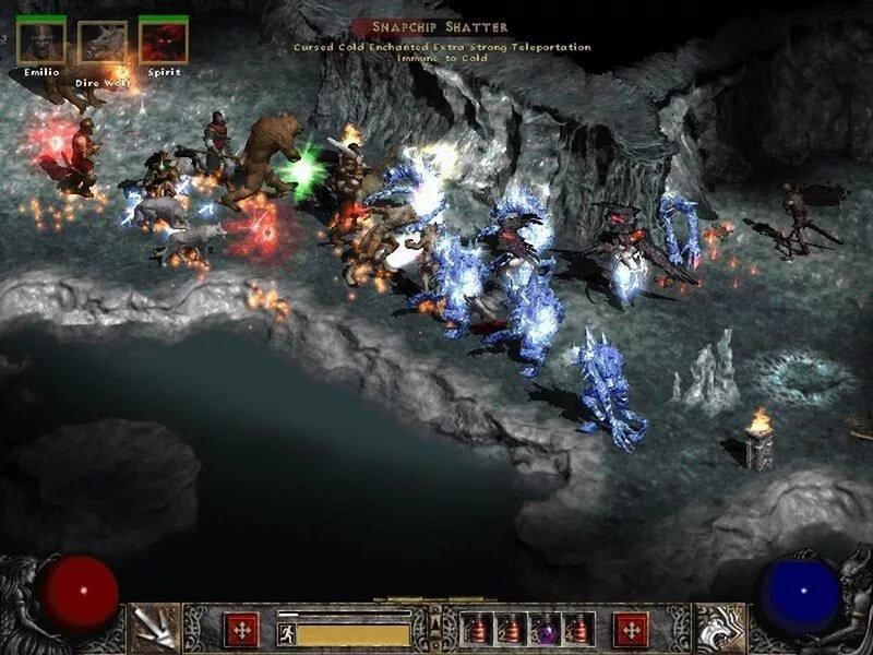 Анатомия любимых игрулек - Diablo 2. - Изображение 13