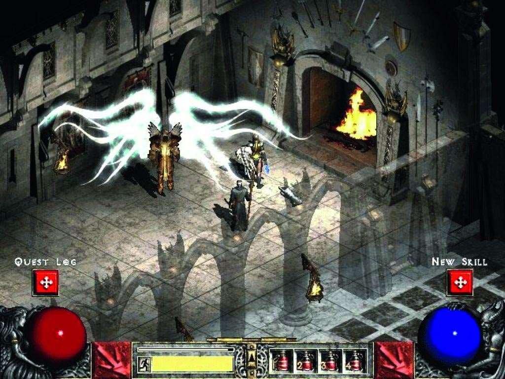Анатомия любимых игрулек - Diablo 2. - Изображение 2