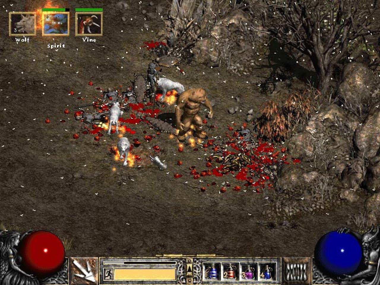 Анатомия любимых игрулек - Diablo 2. - Изображение 3
