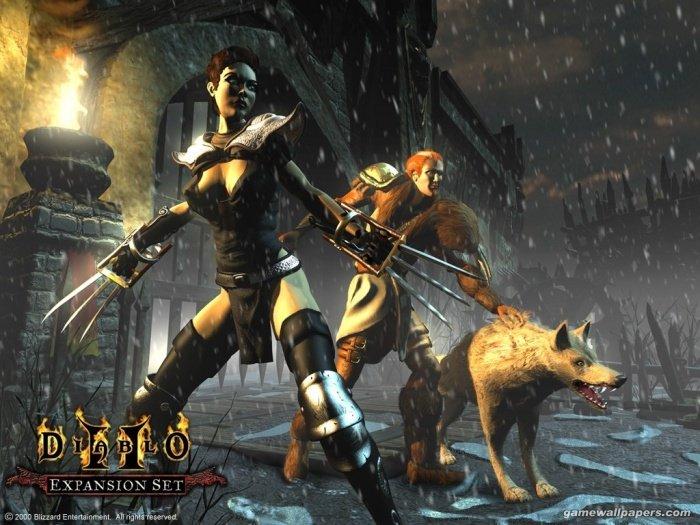 Анатомия любимых игрулек - Diablo 2. - Изображение 9