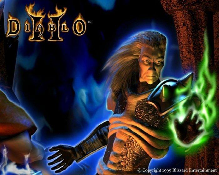 Анатомия любимых игрулек - Diablo 2. - Изображение 8
